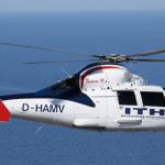 Rotorflug Helikopter