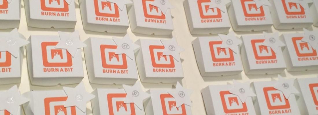 burnabit wünscht entspannte Festtage und ein gutes neues Jahr 2018