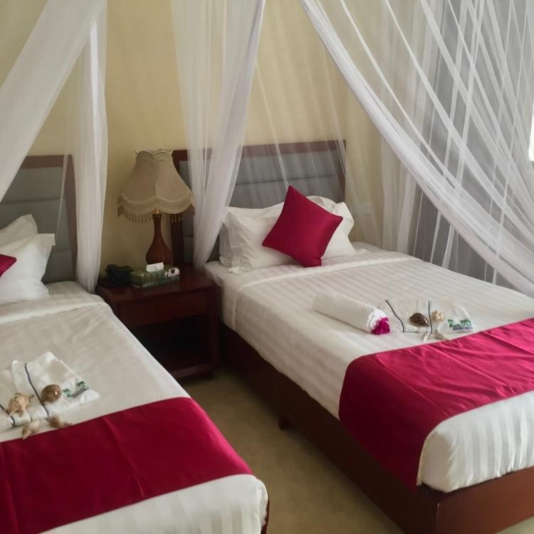 Wordpress Webseite Mandhari Villa Hotel & Resort Zanzibar